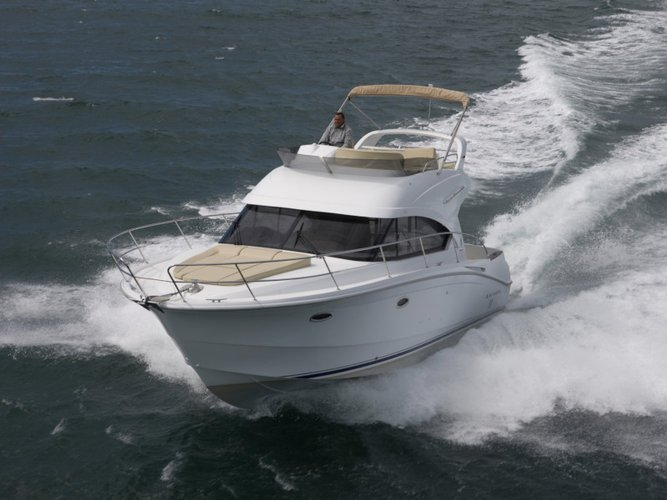 Rent this Beneteau Antares 36 for a true nautical adventure