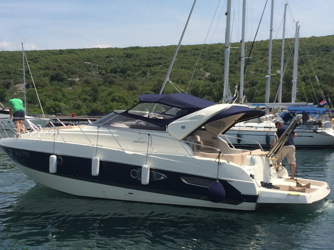 The perfect boat to enjoy everything Punat, Krk, HR has to offer