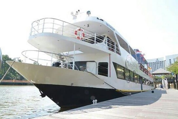 Boat for rent Custom 111.0 feet in Kuching, Malaysia
