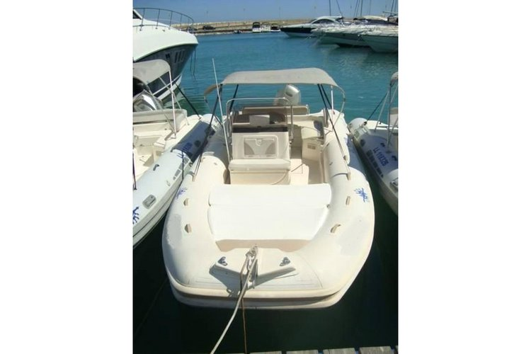 Boat for rent Custom 22.0 feet in Latchi Harbour, Cyprus