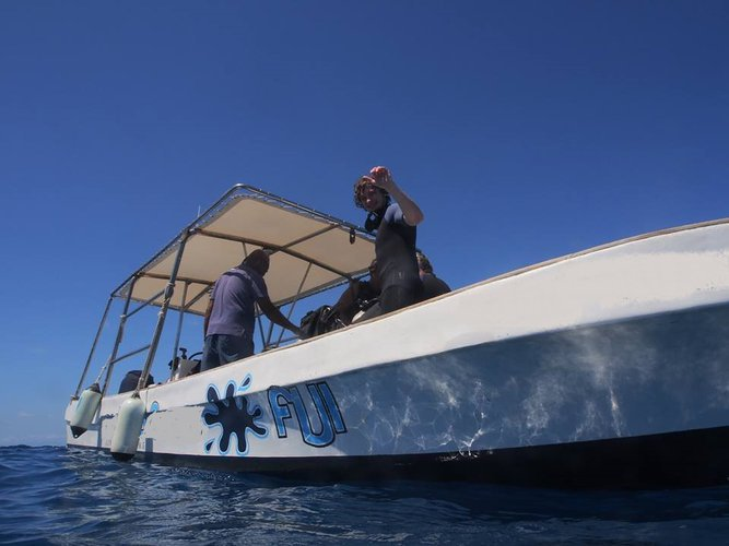 Discover Nadi surroundings on this Custom Custom boat
