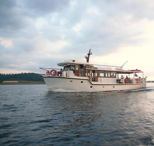 Motor yacht boat rental in Olongapo, Philippines