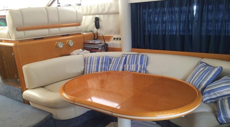 Motor yacht boat for rent in Panjim