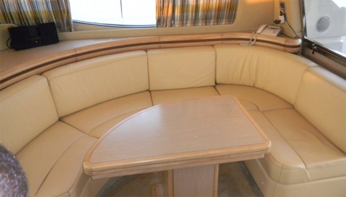 55.0 feet Ferretti in great shape