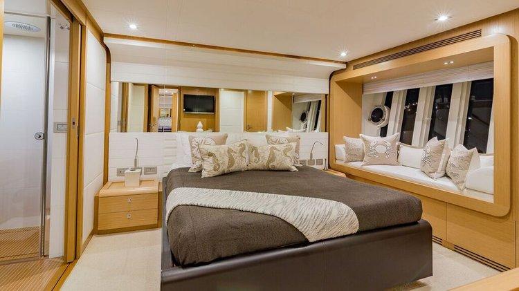 Boat for rent Ferretti 80.0 feet in Bill Bird Marina - Haulover Beach Park, FL