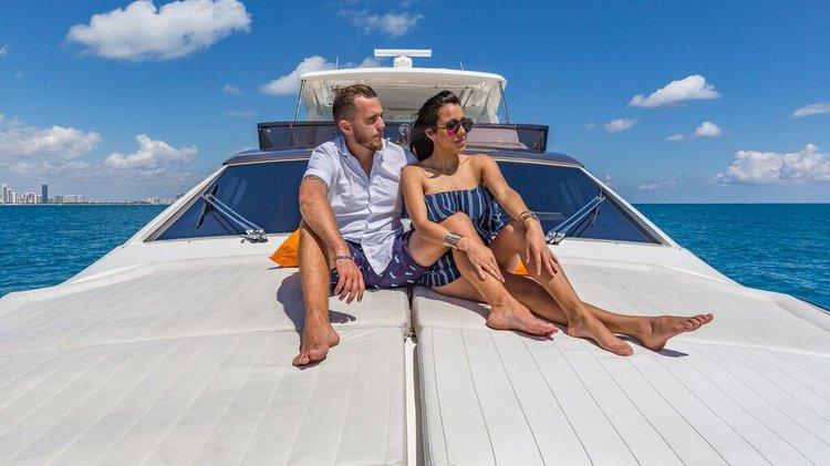 Motor yacht boat rental in Bill Bird Marina - Haulover Beach Park, FL