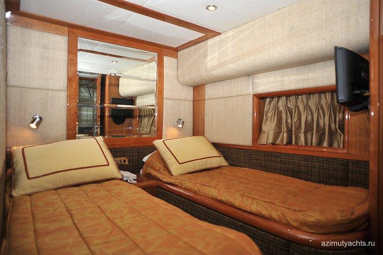 Motor yacht boat for rent in Panjim