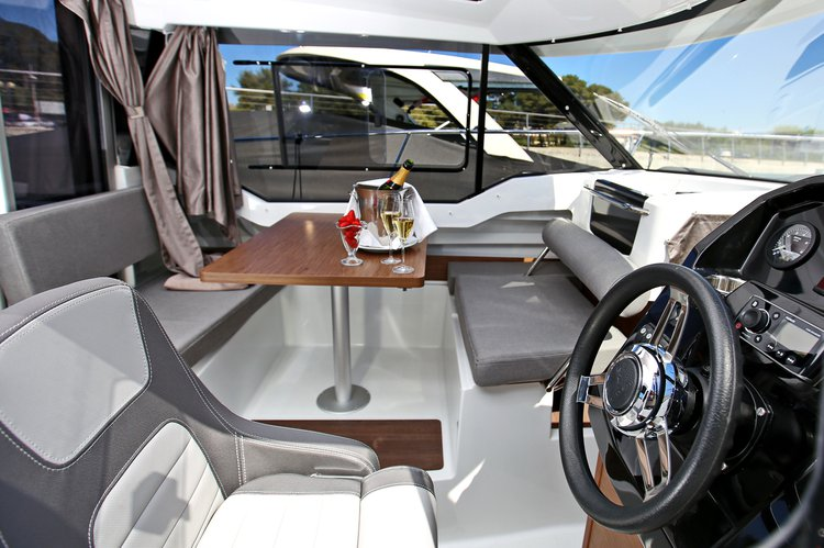 Experience Zadar, HR on board this amazing Jeanneau Merry Fisher 795