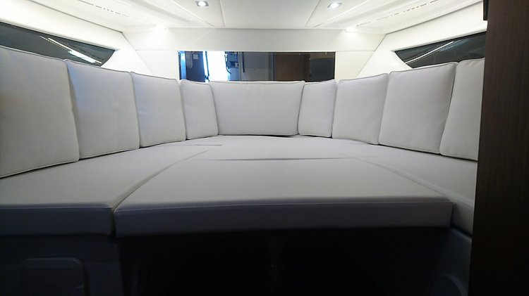 saloon bed