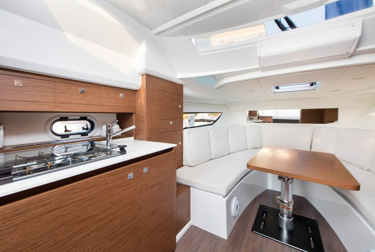 saloon view