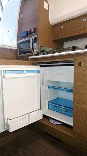 refrigerator galley