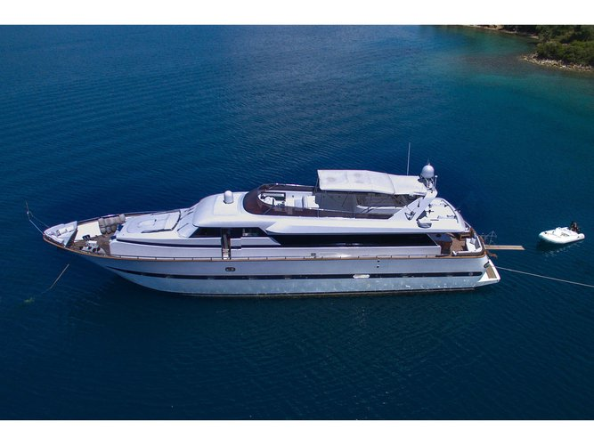 Enjoy luxury and comfort on this Maiora Yachts Maiora 27m in Göcek