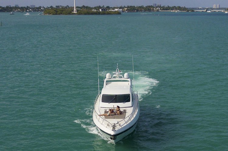 Up to 13 persons can enjoy a ride on this Motor boat boat