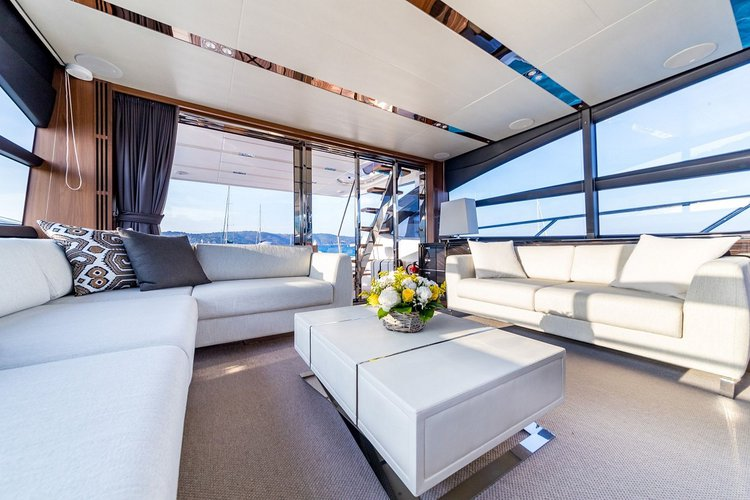 Motor yacht boat for rent in Sag Harbor