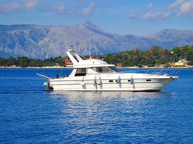 The best way to experience Corfu, GR is by cruising
