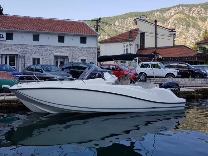 Boat rental in kotor,