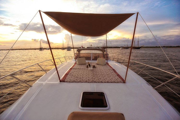 Boat for rent Rizzardi 53.0 feet in Denpasar, Indonesia