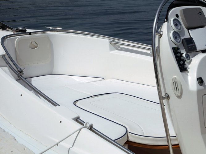 Boat for rent Scanner 21.0 feet in Tivat, Montenegro