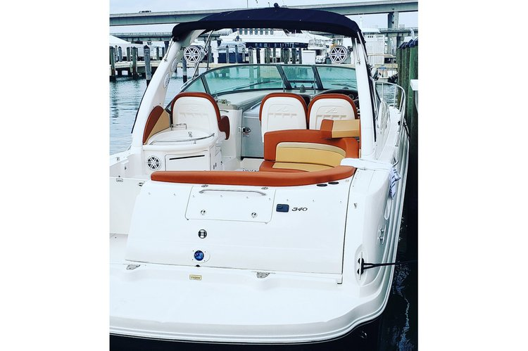Boat for rent Sea Ray 38.0 feet in Rickenbacker Marina, FL