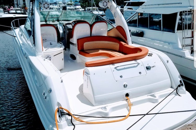 Cruiser boat rental in Rickenbacker Marina, FL