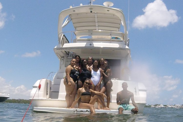 Boat for rent Sea Ray 42.0 feet in Miami, FL
