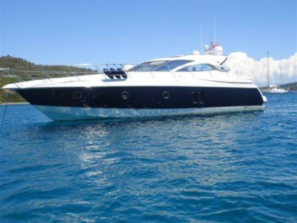 Rent this Sessa Marine Sessa C52 for a true nautical adventure
