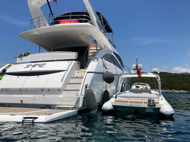 Unique experience on this beautiful Sunseeker Sunseeker 70