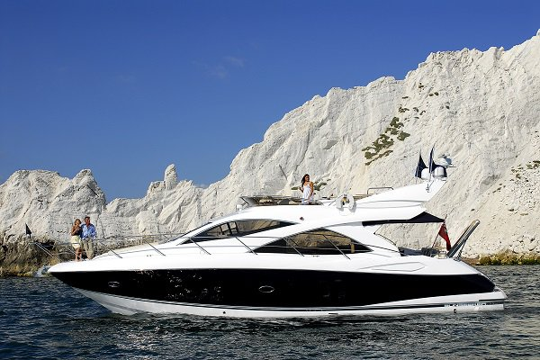 Boating is fun with a Sunseeker in Sag Harbor