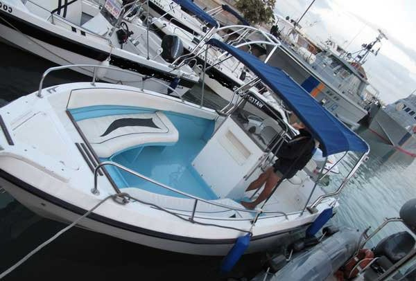 Charter this amazing motor boat in Latchi