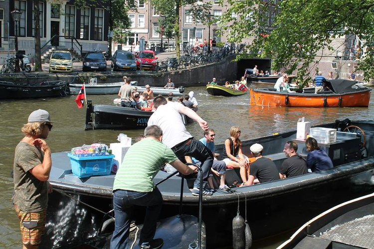 Boat for rent Custom 111.0 feet in Amsterdam, Netherlands