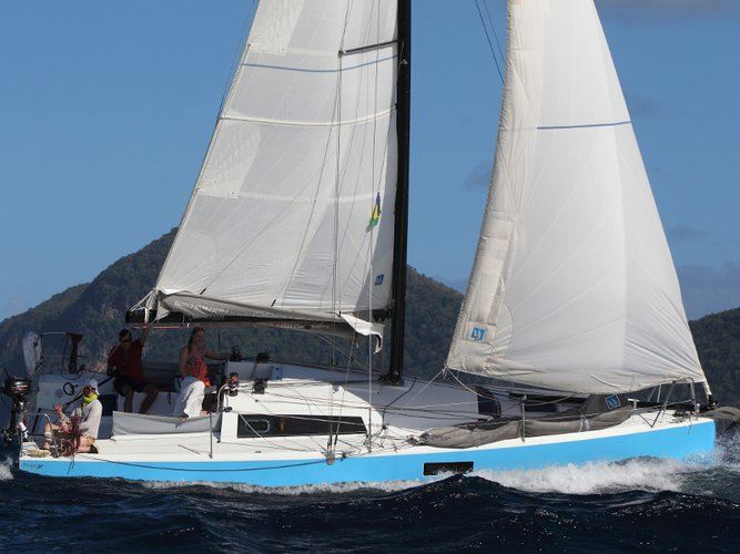Charter this amazing sailboat in La Rochelle