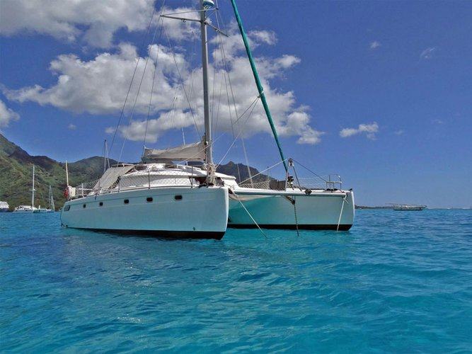 Sail the beautiful waters of Lavrion on this cozy  Venezia 42