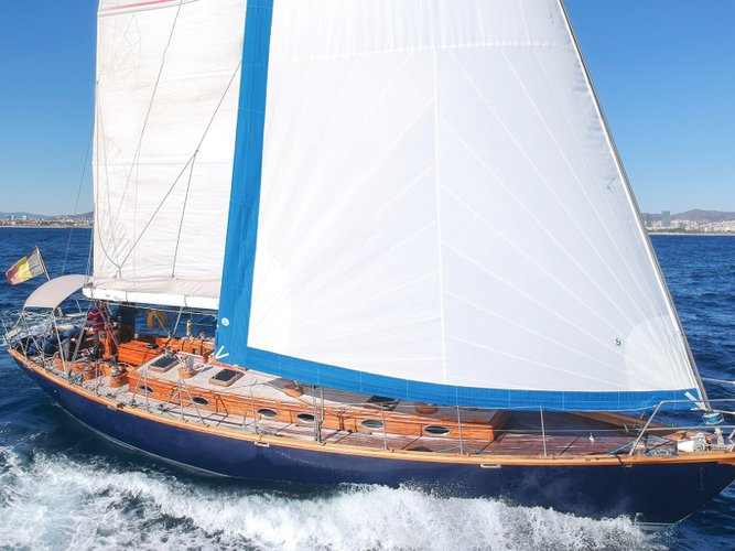 All you need to do is relax and have fun aboard the  Patrick Chevalier