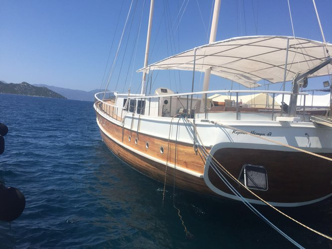 Beautiful  Gulet Aphrodite ideal for sailing and fun in the sun!