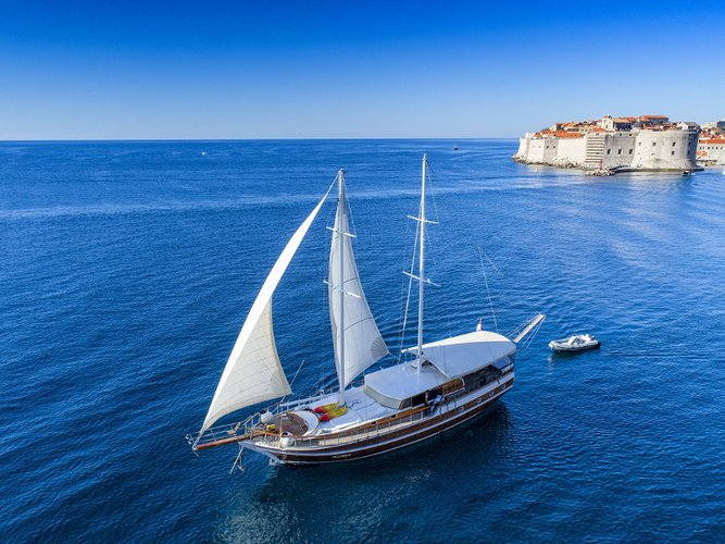 The best way to experience Split, HR is by sailing