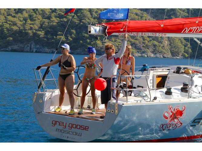 The best way to experience Marmaris, TR is by sailing