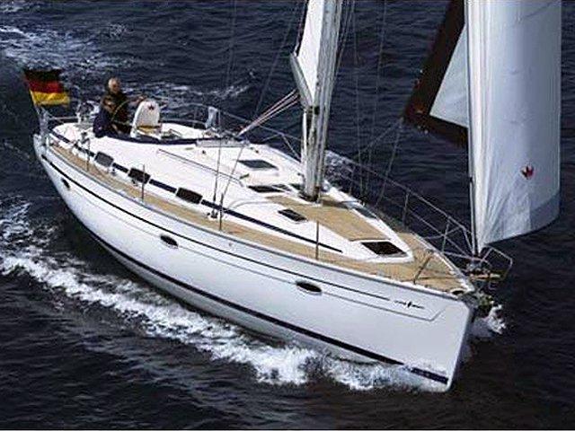 Experience Kröslin, DE on board this amazing Bavaria Yachtbau Bavaria 39 Cruiser
