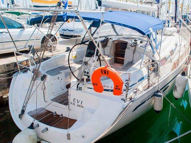 Take this Bavaria Yachtbau Bavaria 39 Cruiser for a spin!