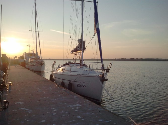 Unique experience on this beautiful Bavaria Yachtbau Bavaria 36