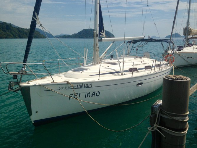 Rent this Bavaria Yachtbau Bavaria 33 for a true nautical adventure