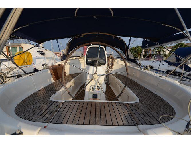 Unique experience on this beautiful Bavaria Yachtbau Bavaria 39 Cruiser