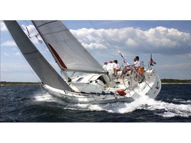 Pirovac, HR sailing at its best