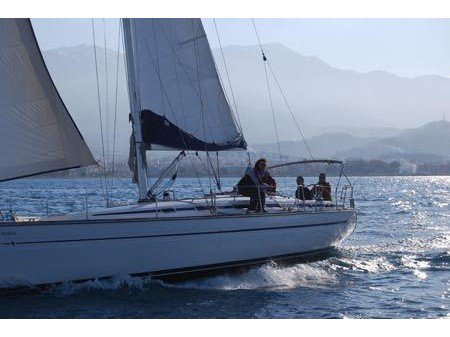 Sail Lefkada, GR waters on a beautiful Bavaria Yachtbau Bavaria 44