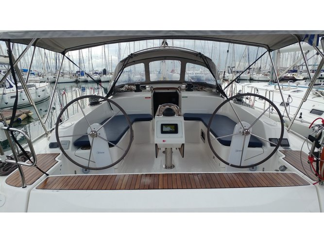 Unique experience on this beautiful Bavaria Yachtbau Bavaria 46 Cruiser