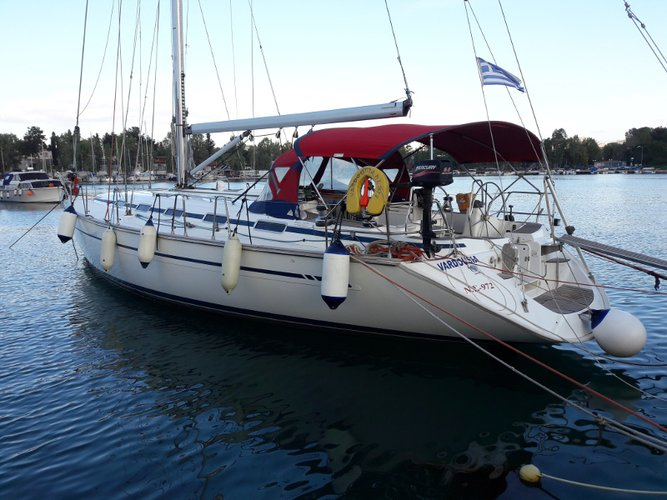 Charter this amazing Bavaria Yachtbau Bavaria 49 in Syros, GR