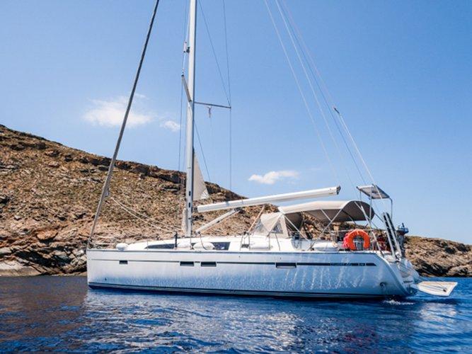 Beautiful Bavaria Yachtbau Bavaria  Cruiser 46 ideal for sailing and fun in the sun!