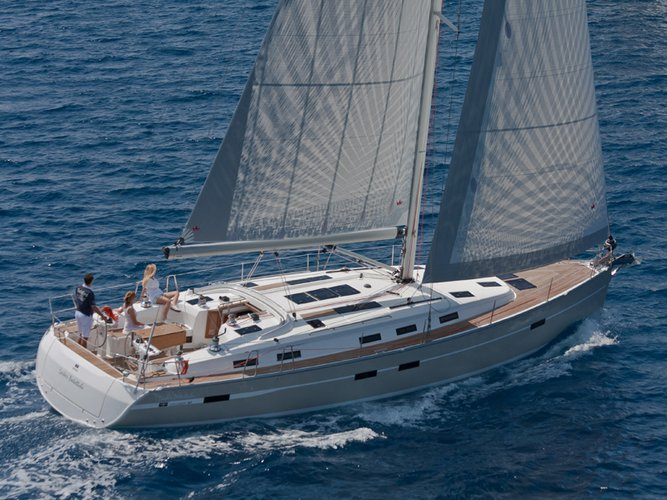 Rent this Bavaria Yachtbau Bavaria 50 Cruiser for a true nautical adventure