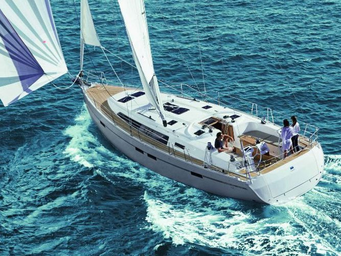Experience Lefkada, GR on board this amazing Bavaria Yachtbau Bavaria Cruiser 46
