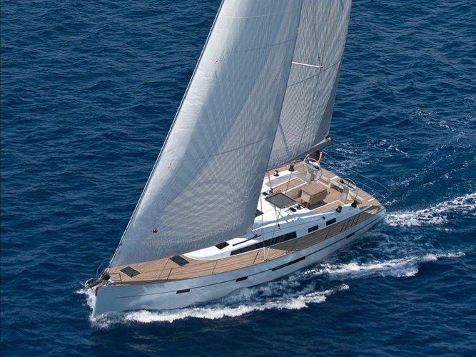 Take this Bavaria Yachtbau Bavaria Cruiser 56 for a spin!