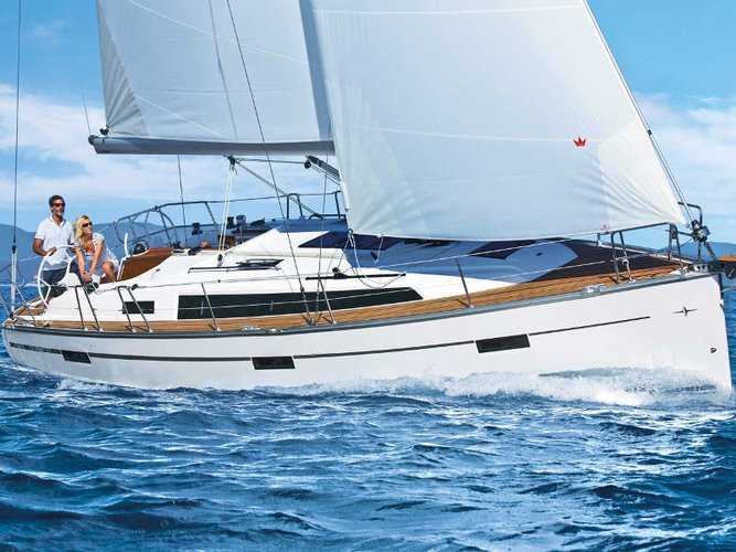 Unique experience on this beautiful Bavaria Yachtbau Bavaria Cruiser 37